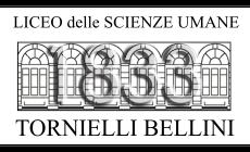 Logo Liceo Bellini
